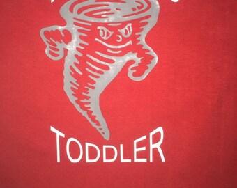 Tornado Toddler