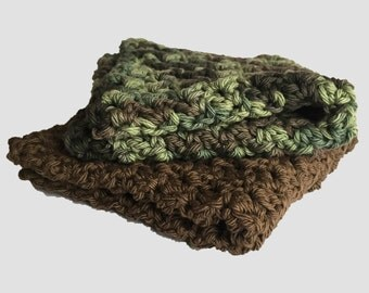 Crocheted Dish / Wash Cloth