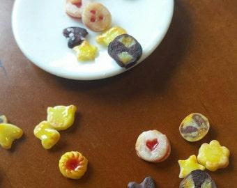 1:12 Miniature cookies (assorted)