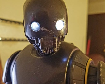 Custom K-2SO from Star Wars: Rogue One