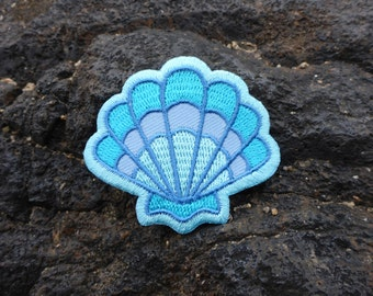 Clam Shell Patch