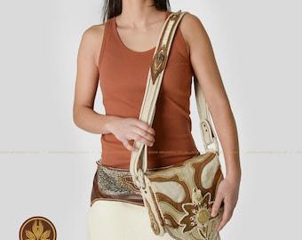Omega Collection - Handmade Macrame Shoulder Bag