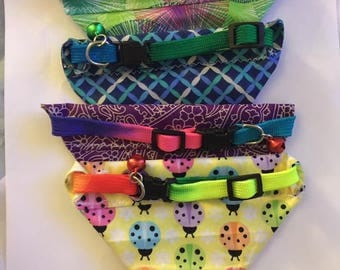 Dog Cat Bandana Collars