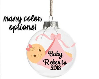 Personalized Disney Ornament Personalized Christmas Ornament