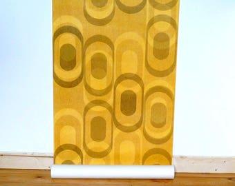 vintage orange wallpaper, retro wallpaper wallpaper, wallpaper of sixties, seventies, geometric wallpaper wallpaper