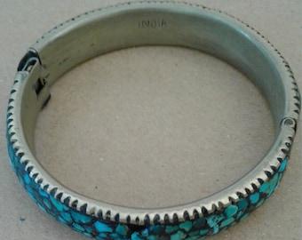 Turquoise Bracelet from India