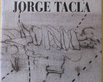 SALE RARE Hard to Find Jorge Tacla Internal Biology > ART Book > Galeria Ramis Barquet 1994