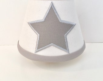 Applique Star Night Light (other colors available)