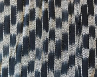 Ikat5 Indigo by Hoffman 100% Cotton Fabric