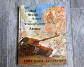 Fort Knox Yearbook, United States Army Training Center Armor, Training May-July 1969, Fifth Training Brigade, Tenth Battalion, Company C