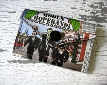 Ska Brewing Modus Hoperandi Lady's Small Wallet