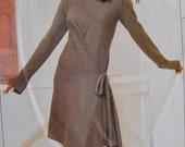 Designer Donna Karan * Vogue Pattern 1634  - Wrap Dress in 3 Styles  - UNCUT - Sizes 14, 16, 18