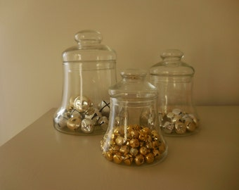Small MedIUM LARGE Bell Containers