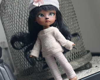 PukiFee Sweater, Hat, and Pants