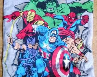 Avengers, logo, thor, captain america, hulk, iornman, iron man, cushion pillow super hero character cushion pillow