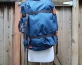 Vintage Eagle Creek Backpack Travel Tote Bag Bicycle Bag Multifunction Hiker Hiking Book Bag Student Ipad Laptop Computer Pouch Rucksack
