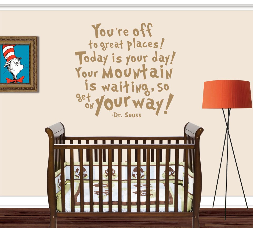dr seuss wall decals etsy color the walls of your house dr seuss wall decals etsy dr seuss wall decals youre off to great places dr