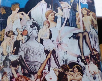Playboy Magazine July 1972, girlie magazine, Anthony Herbert, Peter Swerdloff, Vargas Girl, Reg Potterton, John Dempsey, William Iversen