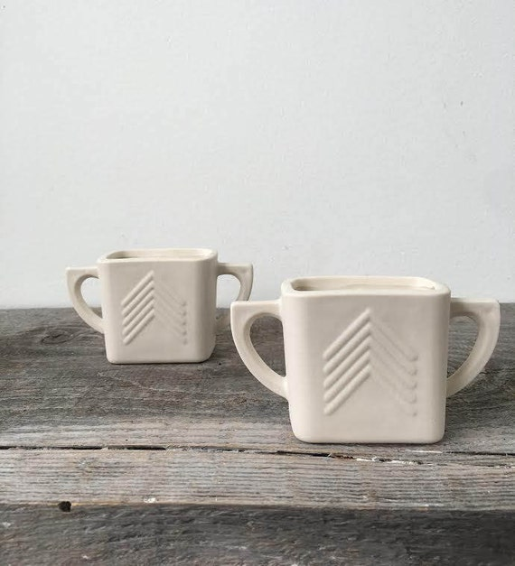 Porcelain, Ceramic Scented Soy Votive Candles