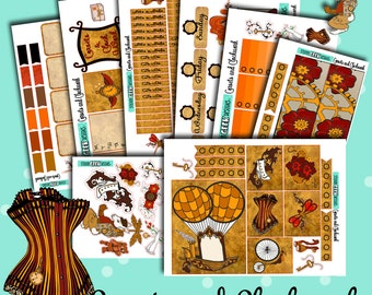 Corsets and Clockwork- Deluxe Kit