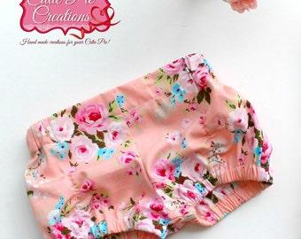 Girls shorts-  kids shorts , girls shorts, baby shorts, toddler shorts , beach shorts, girls clothing, summer shorts, floral shorts, puckers