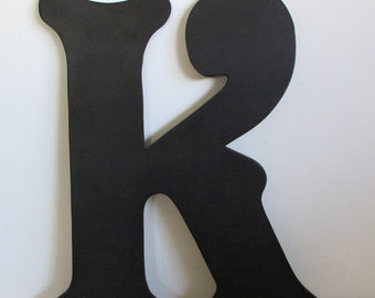 Large Letter 24 inch Monogram Custom Wedding Guest Book Alternative Unique Guestbook Wedding Sign