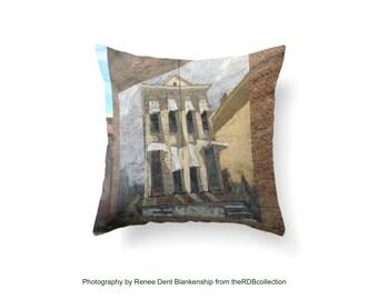 Shotgun House Pillow