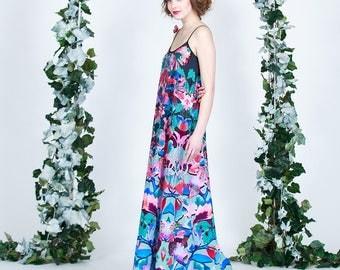 Exotica - maxi dress