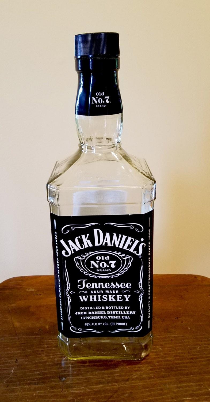 Jack Daniels Empty Bottles 1.75 Liters - 5 Available Jack ...