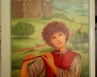 Vintage children's book:  Kashka, First Edition, 1987