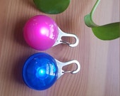 Pink or Blue Dog Collar Light