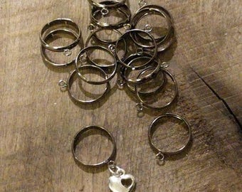 Adjustable Ring Blanks