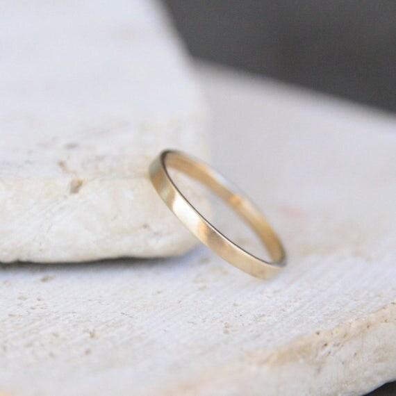 gold wedding band, thin gold ring , women wedding ring, women wedding band, wedding & engagement, men wedding band, wedding jewelry, gift