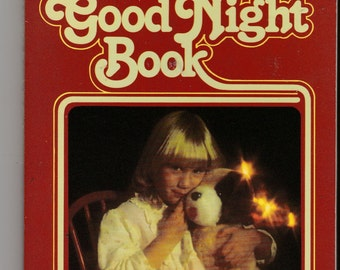 Vintage The Good Night Book Bedtime Devotionals 1979 William L Coleman