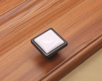 ceramic knobs black knobs cabinet hardware cabinet knobs knob handles rustic cabinet pulls drawer - Cabinet Knobs And Handles