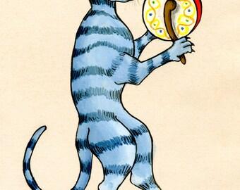 Tambour Cat Original