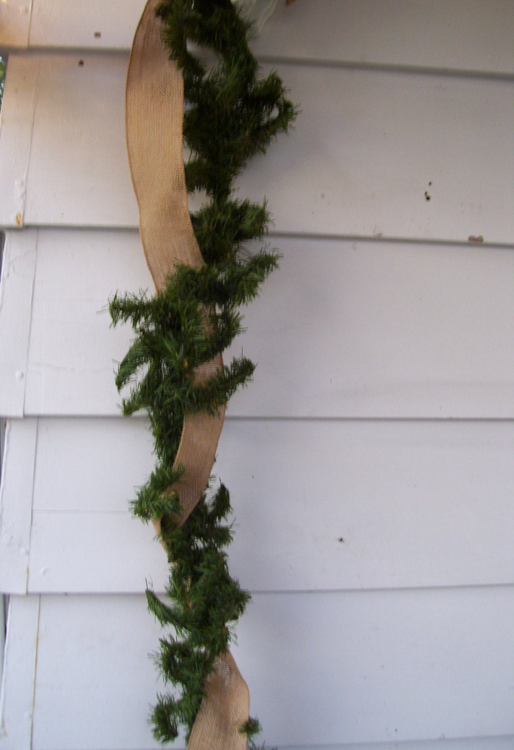 On Sale 15 Ft Christmas Pine Garland Artificial Garland