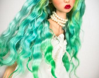 READY WIG! Ocean Beauty (wig for Fashion dolls)