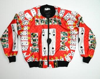 "Vintage Casino Jacket"""