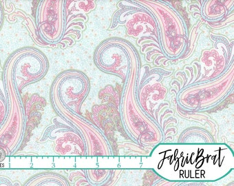 floral cotton fabric shabby chic fabric pastel floral fabric. Black Bedroom Furniture Sets. Home Design Ideas