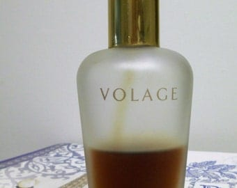 Volage eau de parfum spray by Neiman Marcus. 1.7 fl. oz. / 50 ml bottle, about 40-45% full.