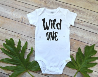 Wild ONE birthday, Tribal Boho Birthday, 1st Birthday shirt, Wild things Party, Wild Things shirt,Wild Things Bodysuit, Wild one shirt