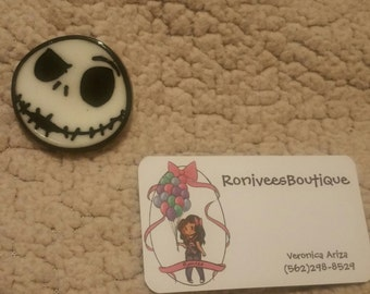 Jack Skellington Brooch