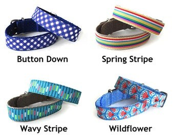 Dots, Stripes, and Fun 16mm or 20mm Timex Weekender Replacement Strap, 2 Band Widths