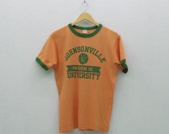 Cheswick Shirt Vintage Johnsonville University Sugar Cane Toyo Enterprise T Mens Size S