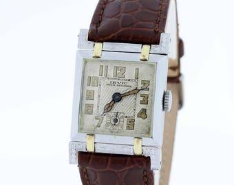 1920s IRVIC wrist watch