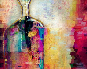 "Art Print ""Solitary No.5"""