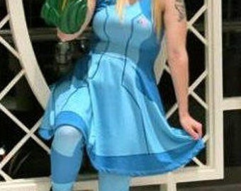 Zero Suit Samus Clothing Set
