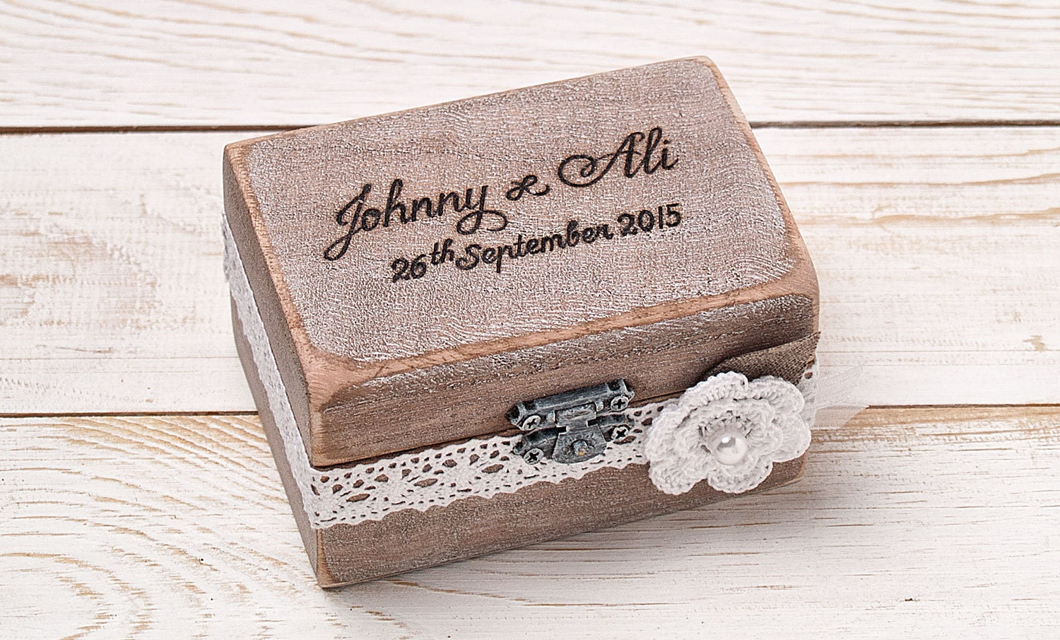 Vintage Wedding Ring Box Wedding Ring Styles