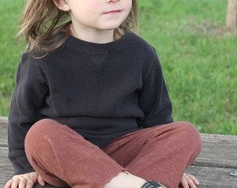 Kids Lounge Pant / Organic Cotton and Hemp